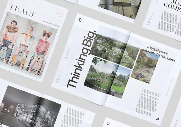 E catalog/ Broucher
